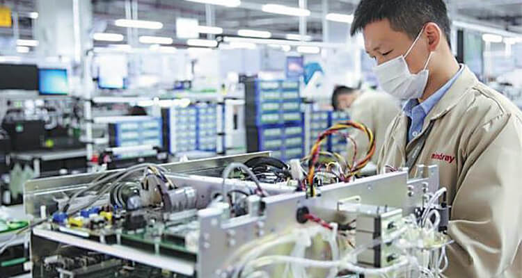 India puts a brake on imports of Chinese electrical goods